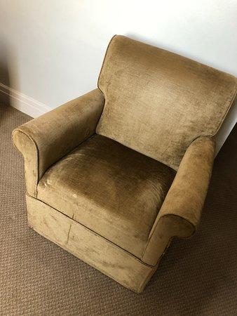 Awe Inspiring 1960S Harvest Gold Chair Picture Of Macdonald New Short Links Chair Design For Home Short Linksinfo