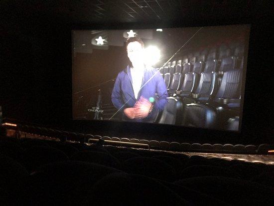 Galaxy Cinemas Cornwall: Theatre 1