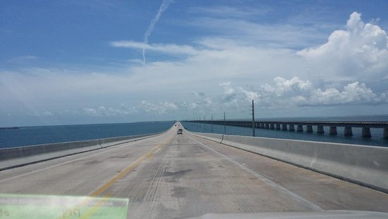 Seven Mile Bridge, Marathon Key