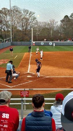 University of Mississippi: Auburn vs. Ole Miss Softball game