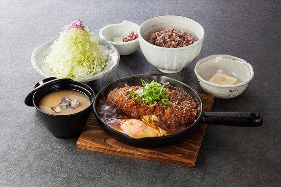 Marukatsu: みそかつ定食