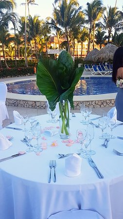 Majestic Colonial Punta Cana: Tables
