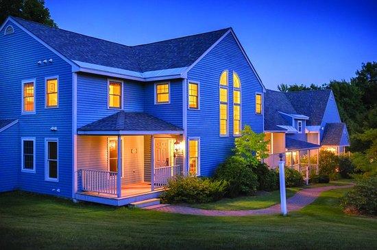 Francestown, Nueva Hampshire: Exterior