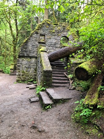 """Forest Park: What some might call the """"witch's castle"""" you should read about the actual history."""