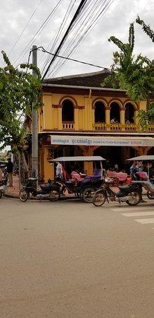 Khmer Kitchen Restaurant: Outside