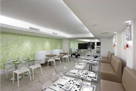 Biz Cevahir Hotel: Bar/Lounge