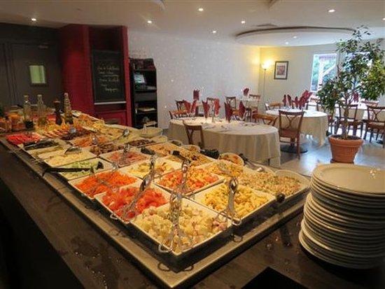 Seyssins, France: Restaurant