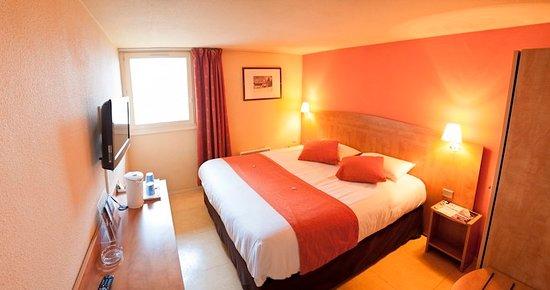 Seyssins, France: Guest room