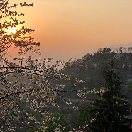 Funicolare Bergamo Alta Photo