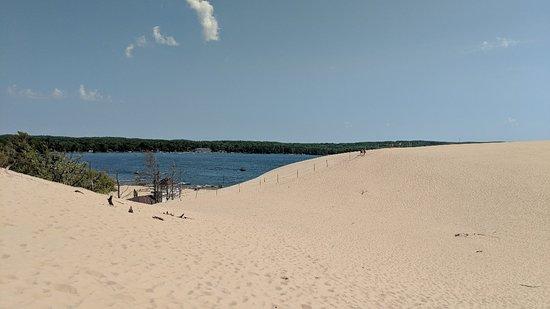 silver lake dunes picture of silver lake sand dunes hart rh tripadvisor com