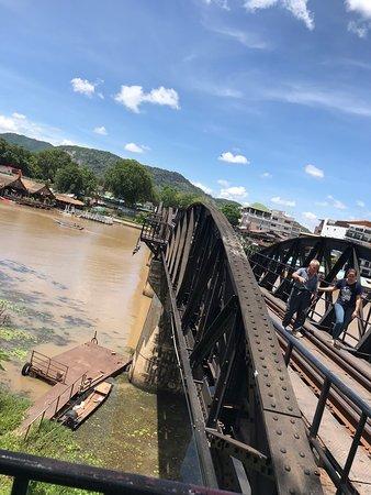 Bilde fra River Kwai