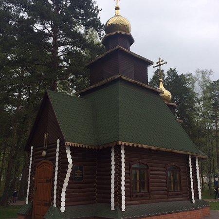 Храм святого князя Олега Брянского