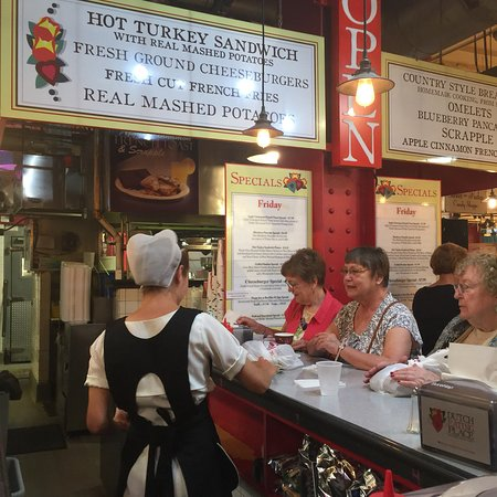 Reading Terminal Market: Love Reading Terminal