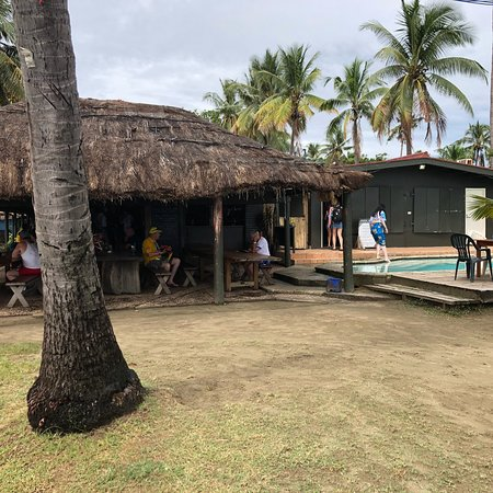 Foto de Travellers Beach Cafe and Bar