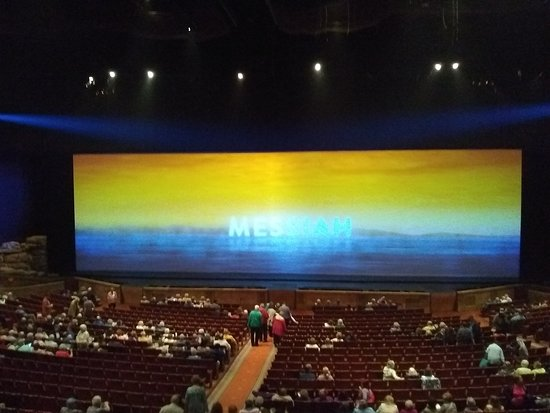 Sight & Sound Theatres: the Stage