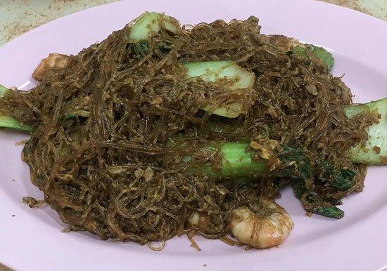 Singapore Foodsters: Stir Fried Vermicelli with Dark Soya Sauce