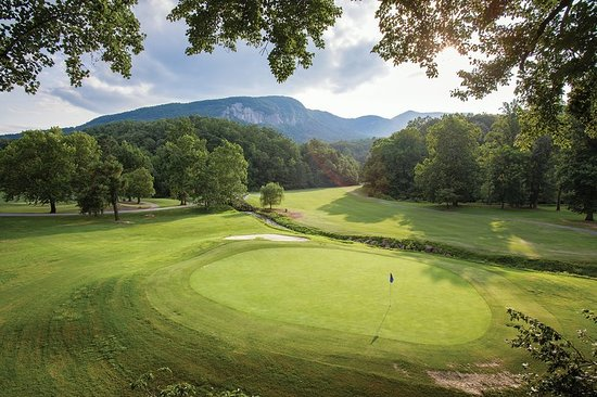 Lake Lure, Carolina del Norte: Golf course