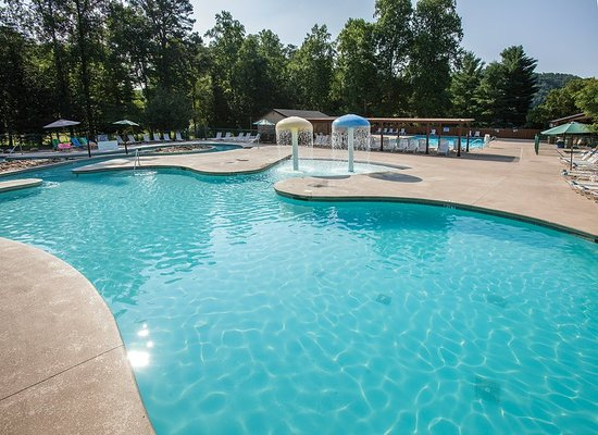 Lake Lure, Carolina del Norte: Pool