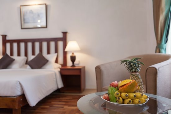 Hotel Suisse: Deluxe Room