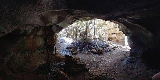 Cueva de Ambrosio: One of the galleries