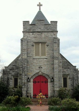 Abingdon, VA: Saint Thomas Episcopal Church