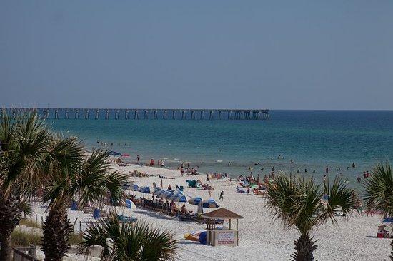Holiday Inn Club Vacations Panama City Beach Resort: Beach