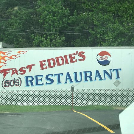Winthrop, ME: Fast Eddies Drive-In