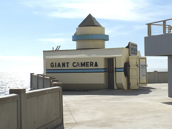 Camera Obscura: Such an interesting place!