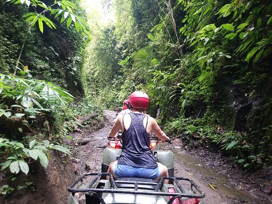 Kuber Bali Adventure - Bali Quad Bike