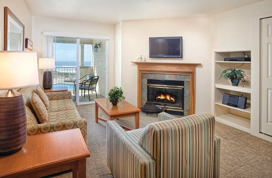 Gleneden Beach, OR: Guest room