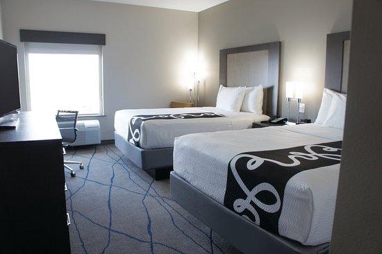 Ponca City, OK: Guest room