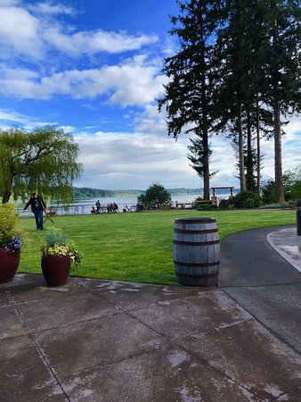 Suquamish, WA: Photo from the Kitsap room