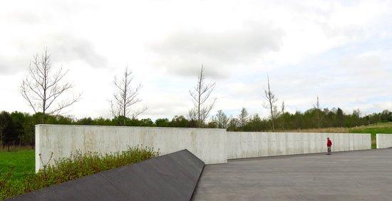 Flight 93 National Memorial: Memorial