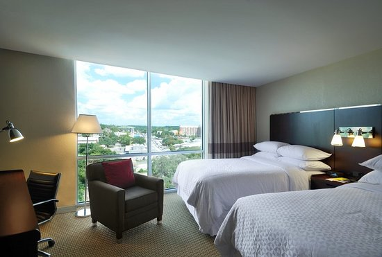 Four Points by Sheraton Tallahassee Downtown: Guest room