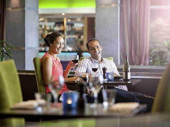 Greenlane, Nowa Zelandia: Restaurant