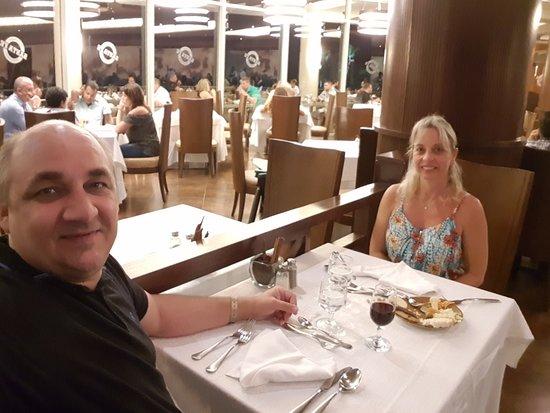 Barcelo Bavaro Palace: Restaurante de Carnes