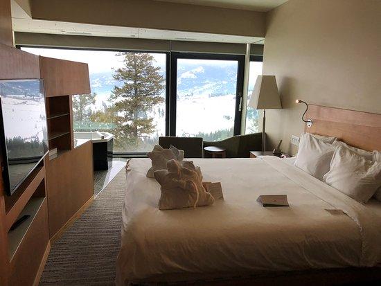 Sparkling Hill Resort: Amazing room