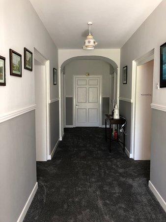 Ballymacoda, Irlanda: Second floor hallway