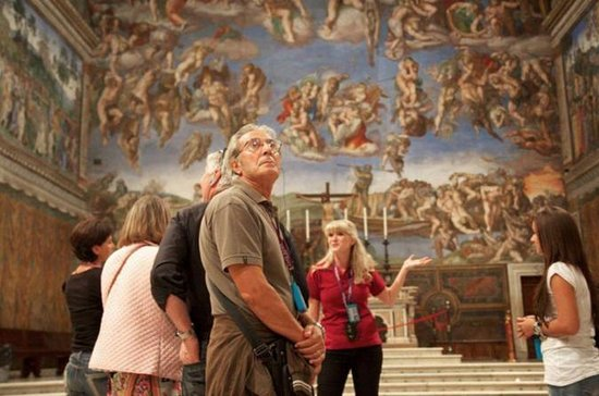 Early Access Sistine Chapel with...