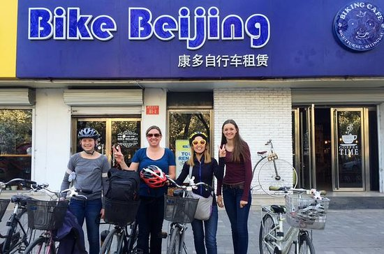 4-timers Private Beijing Hutong Bike...