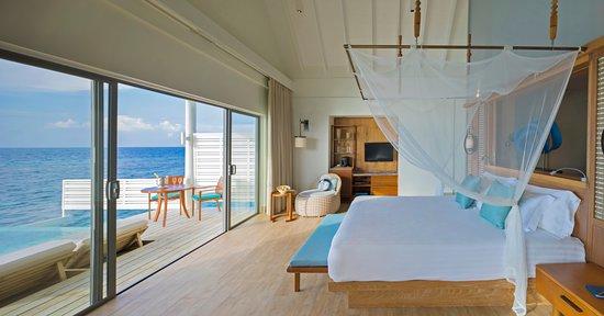 Machchafushi: Luxurious Beachfront Pool Villa