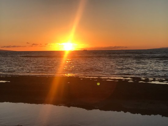 Napili-Honokowai, Hawaje: Sunset Honokowai Beach Park