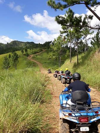 ATV Quad Bike Adventure Tour to Remote Village and School (Departs Nadi): amazing views and wonderful weather