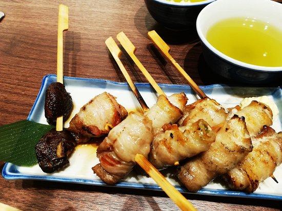 Izakaya Hanazen: Grilled pork belly