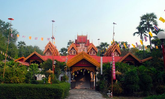 Wat Si Rong Mueang