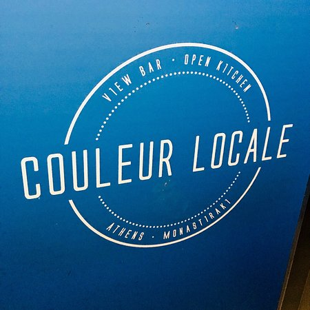 Couleur Locale Athens照片