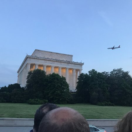 Zdjęcie Big Bus Washington DC Night Tour
