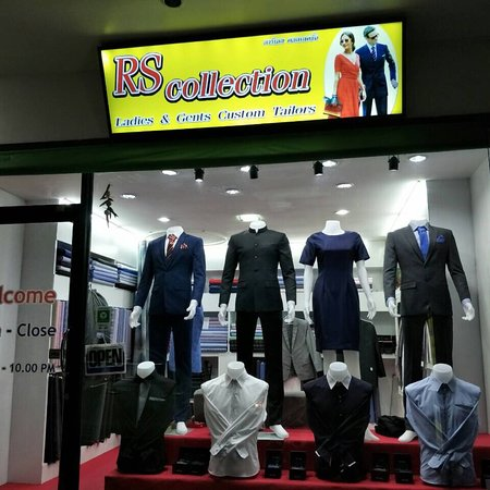 Bang Lamung, Thailand: R S Collection, One of the best custom Tailor shop in Pattaya. Please remember RS collection for
