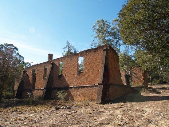 Joadja Creek, Australia: A building used as a community hall