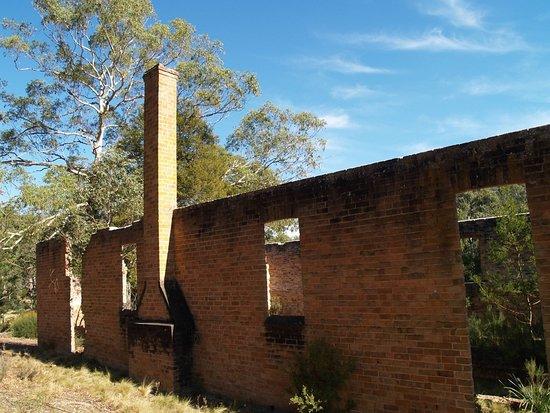 Joadja Creek, Australia: Another building full of history.